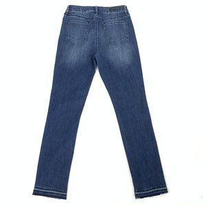 Article of Society Soft High-Rise Straight Jeans